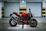 2012 Ducati Streetfighter S EVO