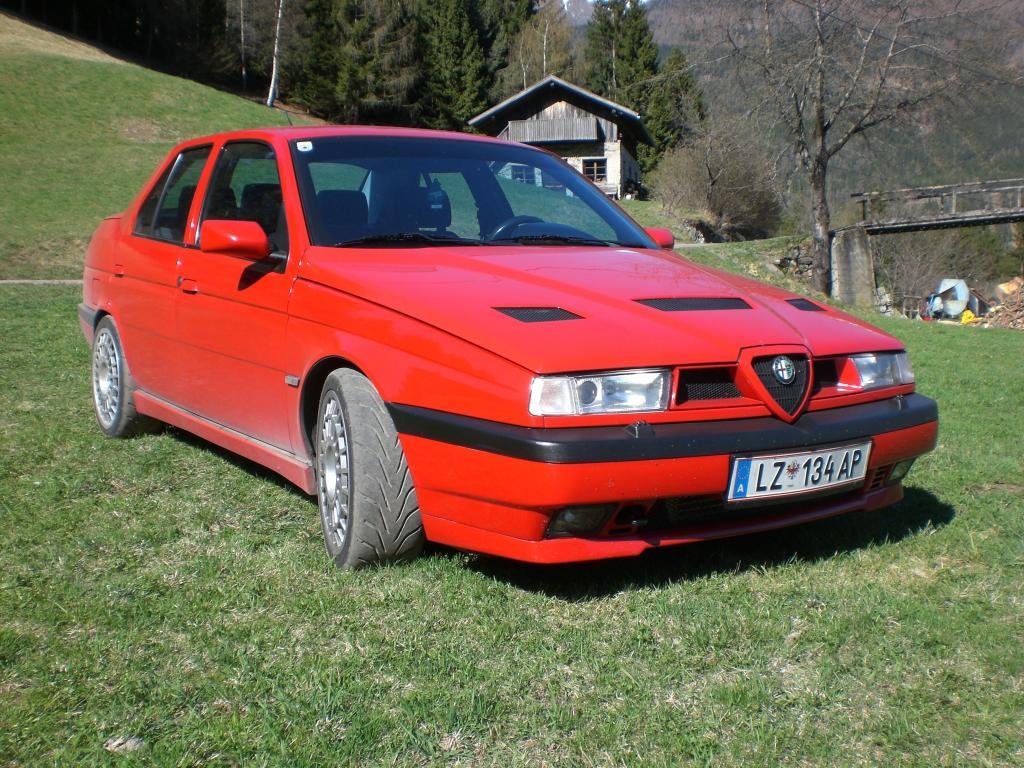 my baby 1993 alfa romeo 155 q4 berlinasportivo italian sports saloons. Black Bedroom Furniture Sets. Home Design Ideas