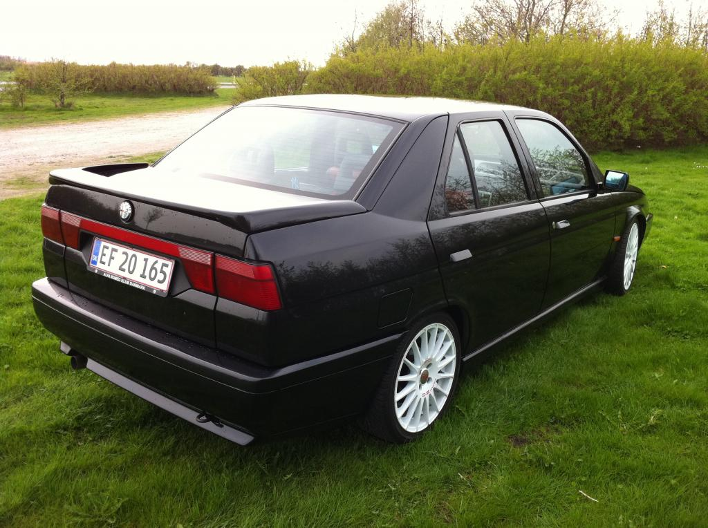 my q4 1992 alfa romeo 155 q4 berlinasportivo italian sports saloons. Black Bedroom Furniture Sets. Home Design Ideas